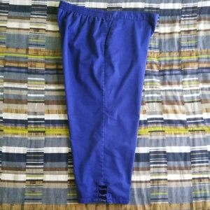 Alfred Dunner Pull On Capris